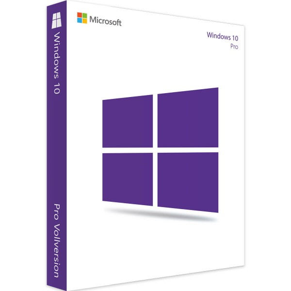 Microsoft Windows 10 Professional (OEM)