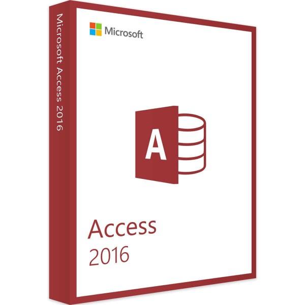 Microsoft Access 2016 (Auditsicher)