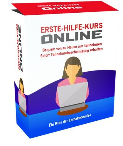 Erste-Hilfe-Kurs inkl. Teilnahme-Bescheinigung