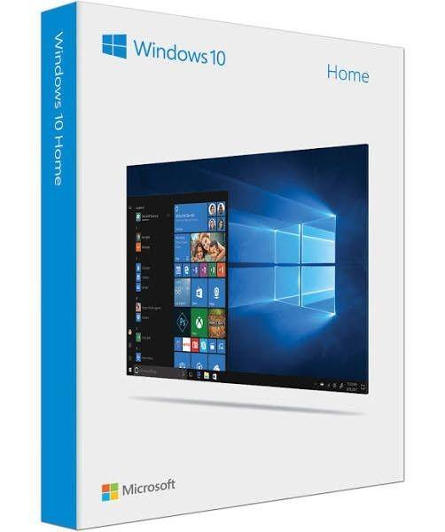 Microsoft Windows 10 Home (Retail)
