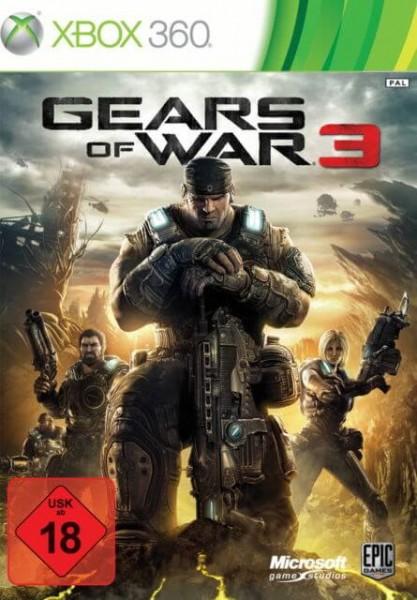 Gears of War 3 - Xbox 360 Download Code