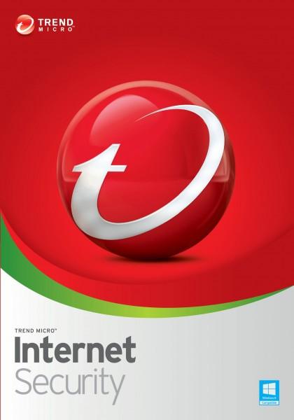 Trend Micro Internet Security 1Jahr 1PC