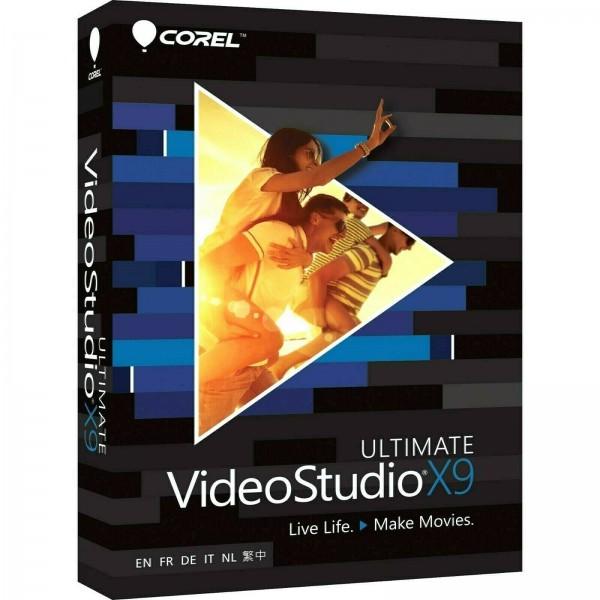 Corel VideoStudio Pro X9 Ultimate