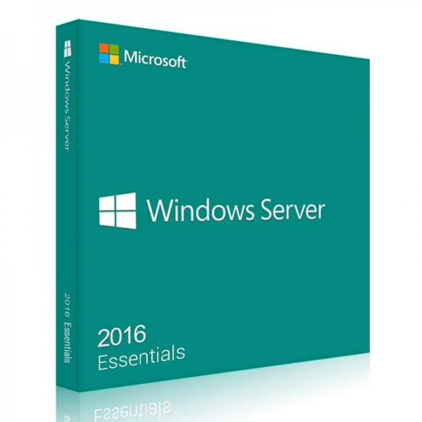 Microsoft Windows Server 2016 Essentials (Audit-Sicher)