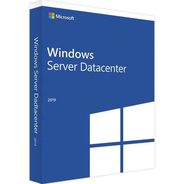 Microsoft Windows Server 2019 Datacenter (16-Core)