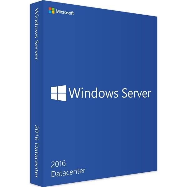 Microsoft Windows Server 2016 Datacenter (16-Core)