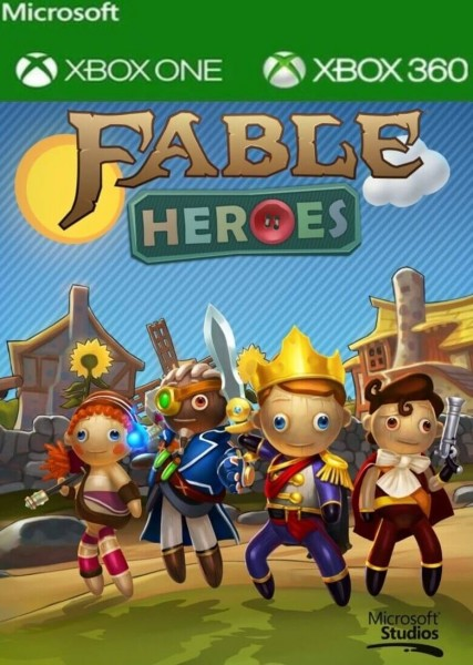 Fable Heroes (Xbox 360/Xbox One)