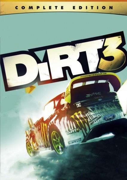Dirt 3 (Komplette Version) Steam Download Code