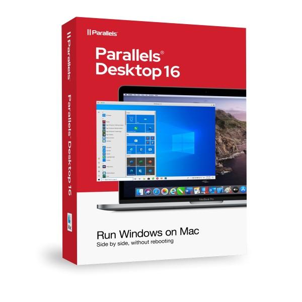 Parallels Desktop 16 für MAC Standard Edition - unbegrenzte Laufzeit -