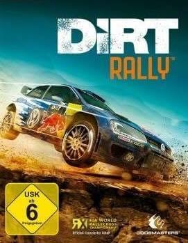 Dirt Rally - Steam Download Code