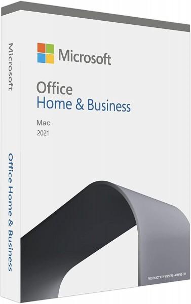 Microsoft Office 2021 Home & Business für Mac