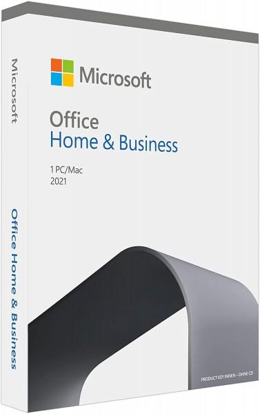 Microsoft Office 2021 Home & Business für PC&Mac