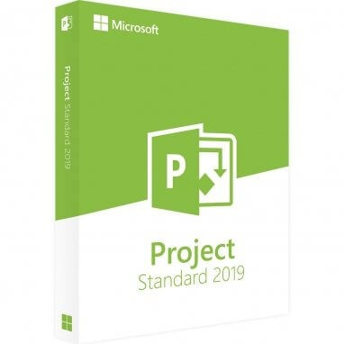 Microsoft Project Standard 2019 Lizenz