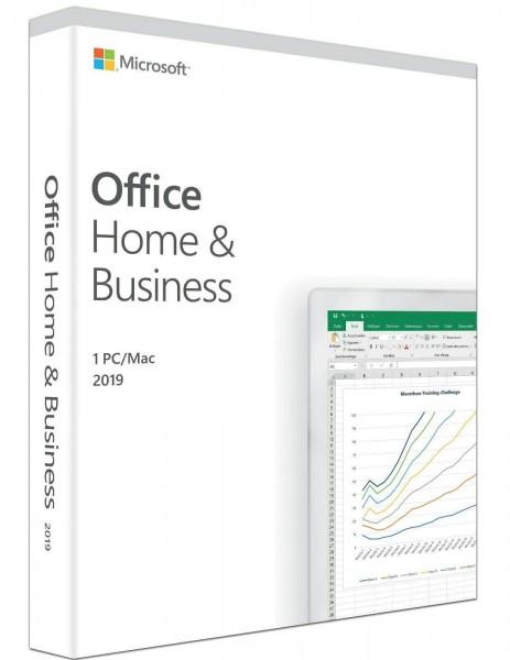Microsoft Office 2019 Home & Business für MAC/ PC