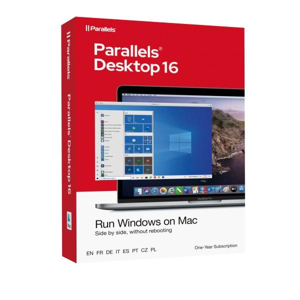 Parallels Desktop 16 für MAC Standard Edition - 1 Jahres Abo -