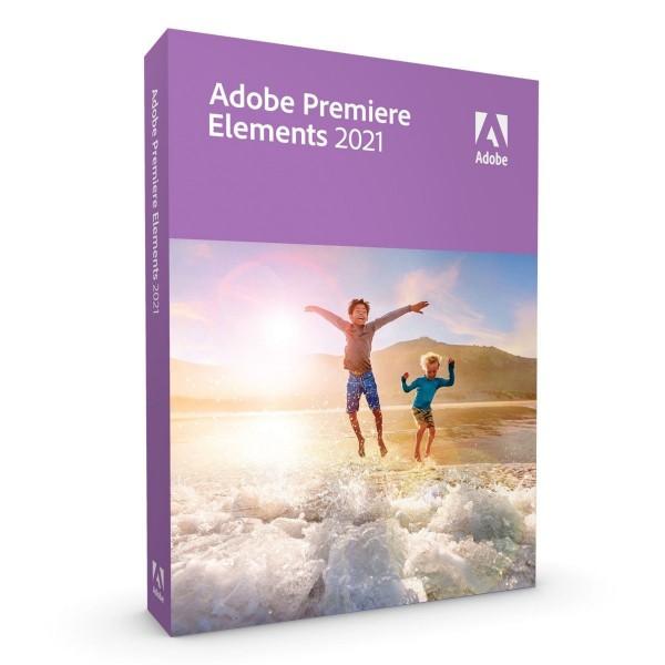 Adobe Premiere Elements 2021 DE WIN/MAC ESD