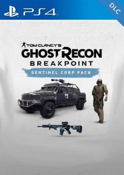 Tom Clancys Ghost Recon Breakpoint DLC PS4