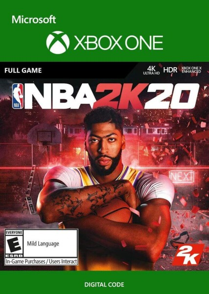 NBA 2K20 EU Xbox One